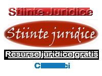Stiinte juridice